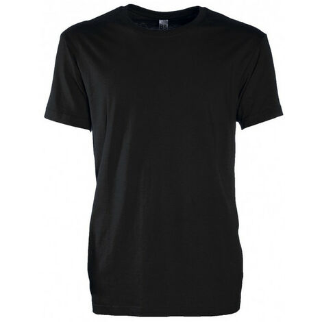 T-shirt noir 100% coton 150g Evolution T BS010 ACTION WEAR - plusieurs modèles disponibles