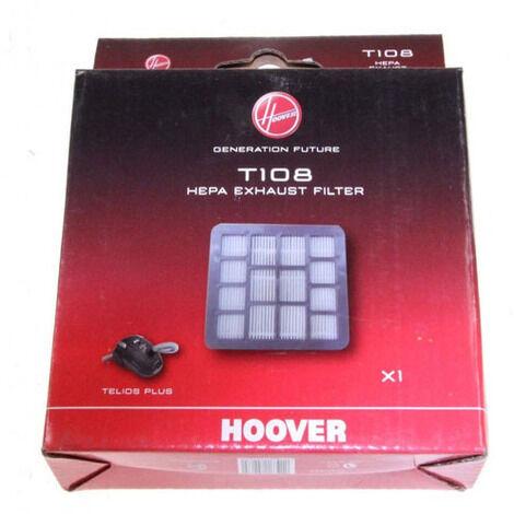 T108 Filtre hepa TELIOS PLUS (144003-50149) (35601289) Aspirateur HOOVER