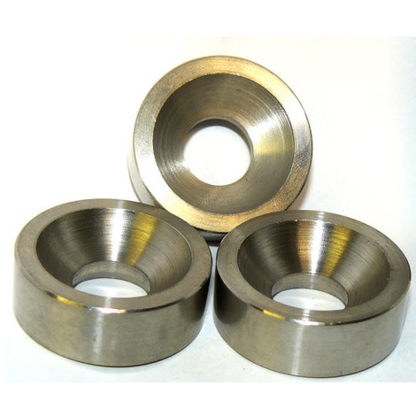 T316 Stainless Steel Hemispherical Cup