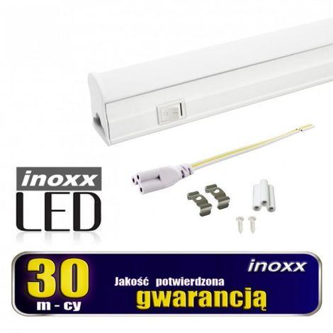 T5 fluorescente del LED 14w centimetri 90 / spegnere La Lampada di calore 3000K Montat Integrata superficie con l'alloggiamento