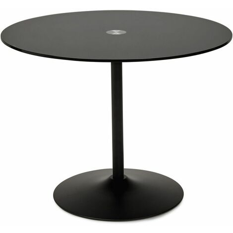 Table à Diner Design Bloma Noir