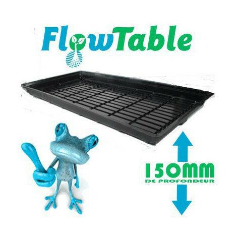 Table à marée Flowtable 1220x2400mm - Hydrosystem