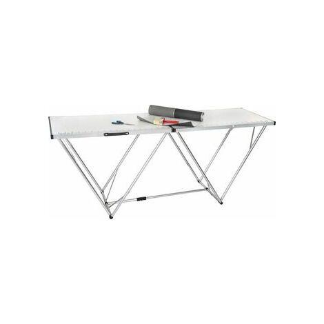Table A Tapisser Multifonction En Aluminium 2m B132