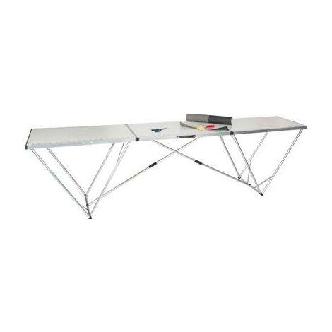Table à tapisser multifonction en Aluminium 3m