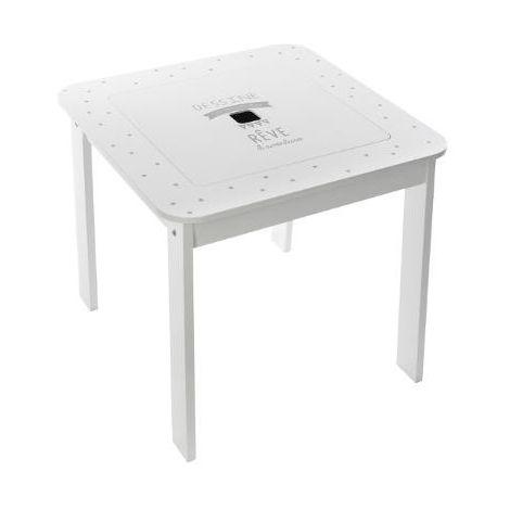 Table bac + 2 tabourets Atmosphera