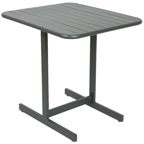Table balcon Monceau Anthracite 67,5 x 78 x 77 cm