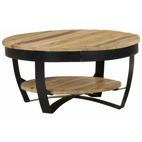 """main image of """"vidaXL Table Basse Table d'Appoint Meubles de Salon Mobilier de Salon Maison Bout de Canapé Table de Bout de Canapé Divers Matériaux"""""""