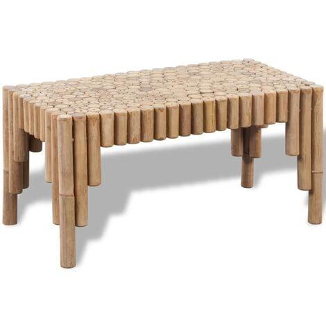 "main image of ""Table basse Bambou"""