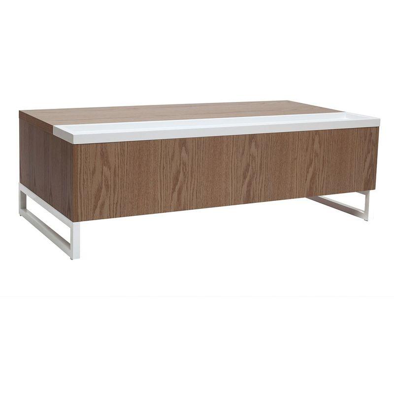 Table Basse Avec Rangement Bar Venus Et Judes