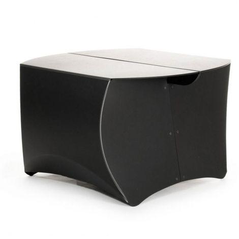 """main image of """"Table basse FLUX Coffee 60 cm - Blanc - Intérieur"""""""