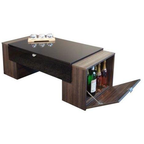 Table Basse Avec Rangement A Prix Mini