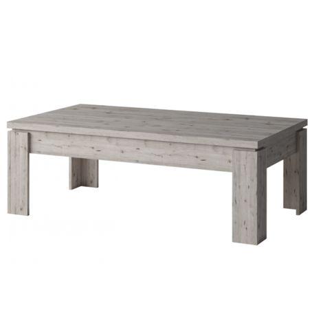 Table Basse Pour Votre Salon Iron Coloris Chene Naturel