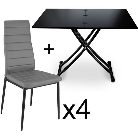 Table basse recevable à prix mini