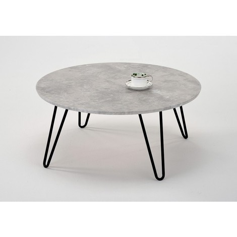 TABLE BASSE ronde - LUNA