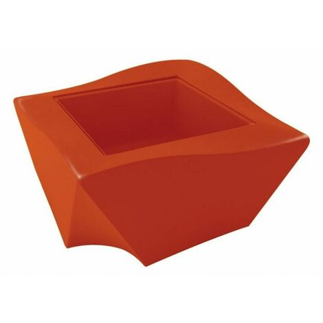 Table basse SLIDE Kami Ni 35 cm - Rouge - Extérieur - Rouge