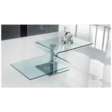 Table Basse Verre Trend 3 - Translucide