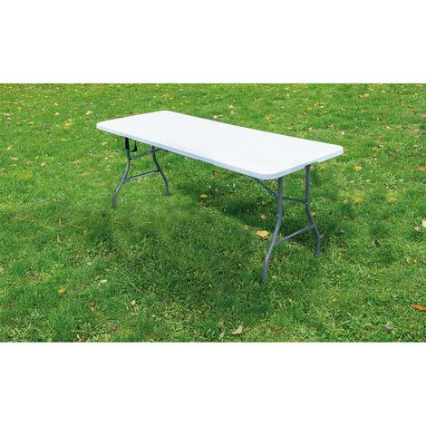 Table brasserie pliante 180x69x74cm