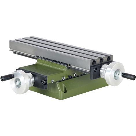 Table croisée KT 230 PROXXON 24106 pour les fraiseuses PF 230 E PF 210