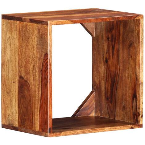 Table d'appoint 40x30x40 cm Bois solide