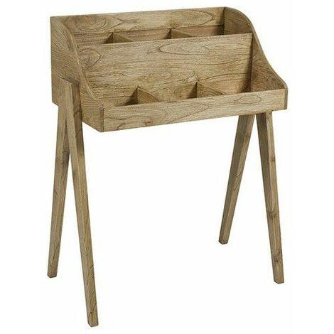 Table d\'Appoint Bois mindi Playwood (80 x 45 x 102 cm)