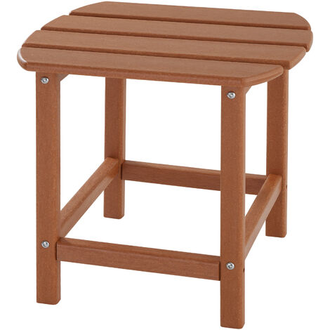 Table d'appoint KAMALA - table basse de jardin, table Adirondack, petite table