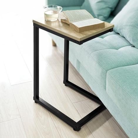 Table d'Appoint Moderne Table Basse Bout de canapé à café FBT44-N SoBuy®