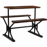 Table banc bois à prix mini