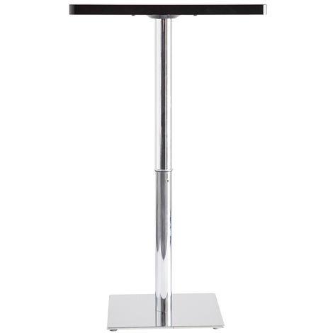 Table de bar carrée JACK
