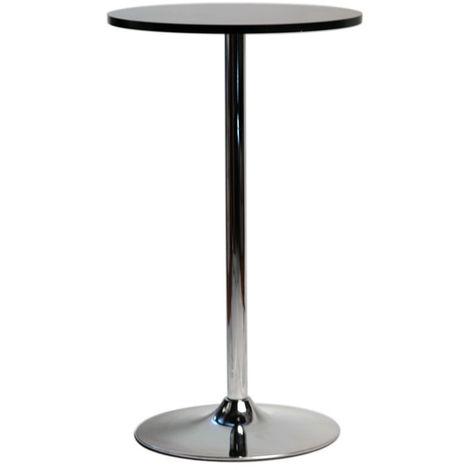 Table de bar design ronde JAMES