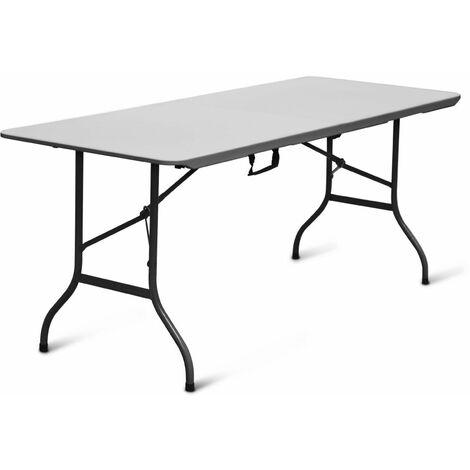 Table de camping pliante 180x70x74cm