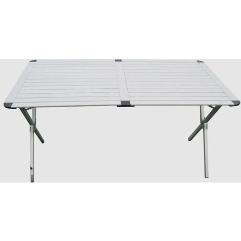 Table De Camping Pliante En Aluminium De 140cm
