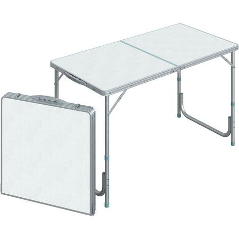 table de camping reception pliante portable pique nique. Black Bedroom Furniture Sets. Home Design Ideas