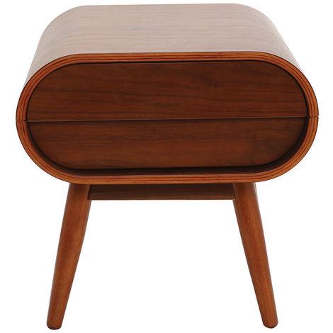 Table de chevet design 1 tiroir BJORG