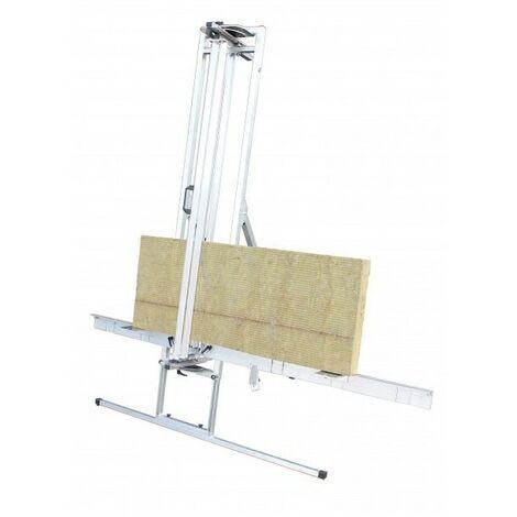 """main image of """"Table de coupe panneaux de laine de roche"""""""