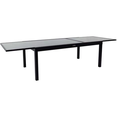 TABLE DE JARDIN ALUMINIUM EXTENSIBLE PORTO 12 - PH
