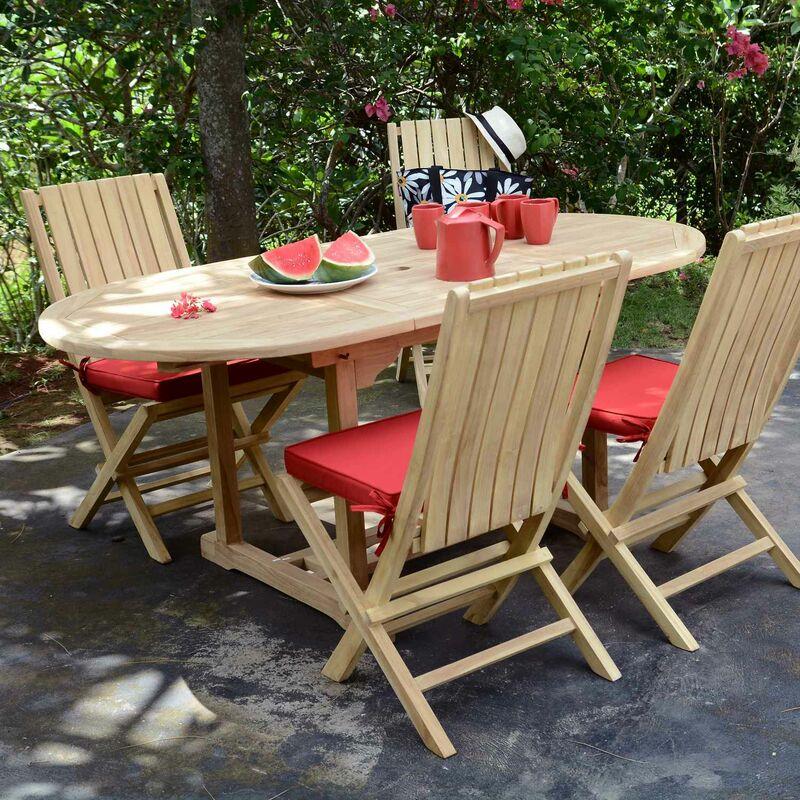 Cm Table Jardin De Teck Sirius X En 180 Extensible 90 kOnP0w