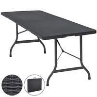 pliante mini à noir prix Table A34q5RjL