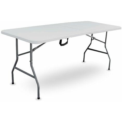 table de jardin pliante 8 personnes