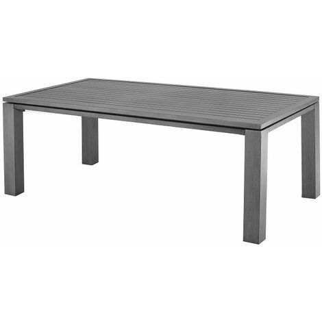 Table de jardin PROLOISIRS Latino Ice 180 cm