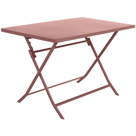 Table de jardin 80 cm à prix mini