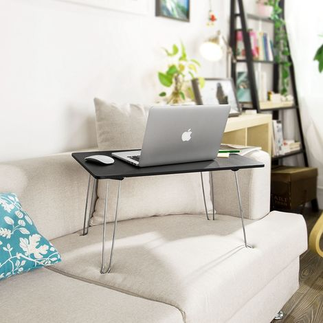 table de lit pliable pour repas ordinateur portable pc. Black Bedroom Furniture Sets. Home Design Ideas