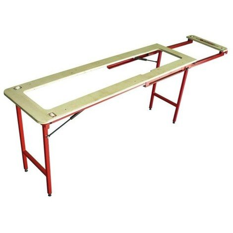 Table de plaquiste 1820 mm (2320 avec rallonge ) x 500 x 750mm