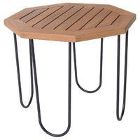 Table de jardin octogonale à prix mini