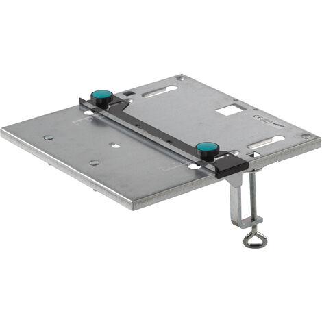 Table de scie sauteuse 320 X 300 Mm Wolfcraft
