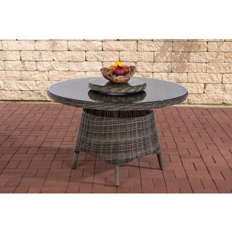 Table d'extérieur ronde Jardin 120 cm