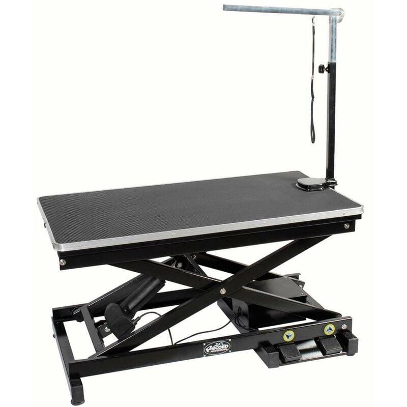 Record - Table électrique à pantographe rectangulaire
