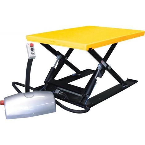 Table élevatrice 1000 kg Plattform HTF-G