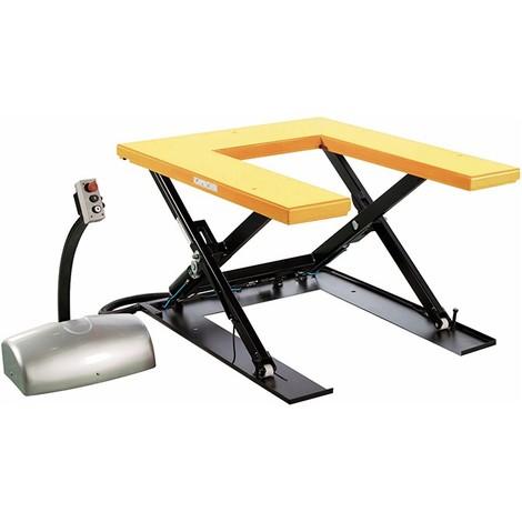Table élevatrice 1000 kg U-Form HTF-U