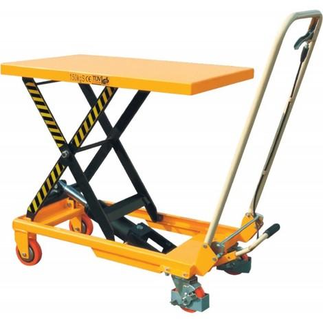 Table élevatrice 150 kg TF15