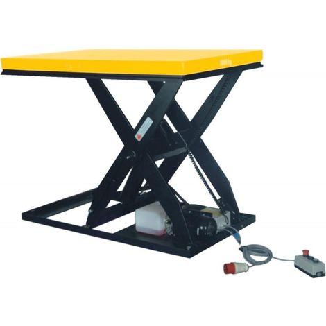 Table élévatrice 500 kg Plateforme HIW1.0EU